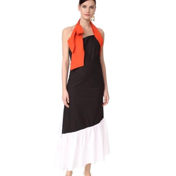 Isa Arfen Dresses & Skirts - NWT Isa Arfen knot halter dress